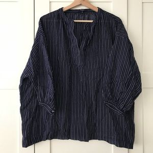 Madewell Dotted Line Shirt